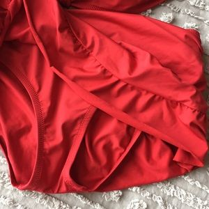 Kenneth Cole Reaction Swim - Kenneth Cole Reaction 2 piece red swimsuit sz M